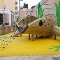 (Savia Proyectos)Plaza Sa Tarongueta(Ibiza)
